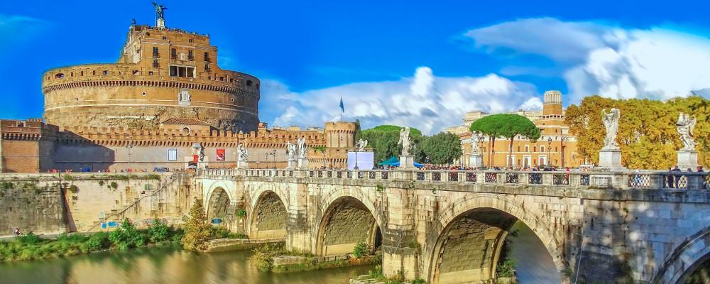 amor x roma attività strategiche castel sant'angelo