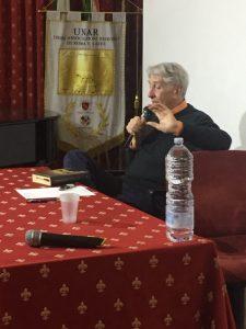 Corrado Augias e la bellezza di Roma conferenza